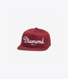 Champagne Snapback, Fall 2016 Headwear -  Diamond Supply Co.