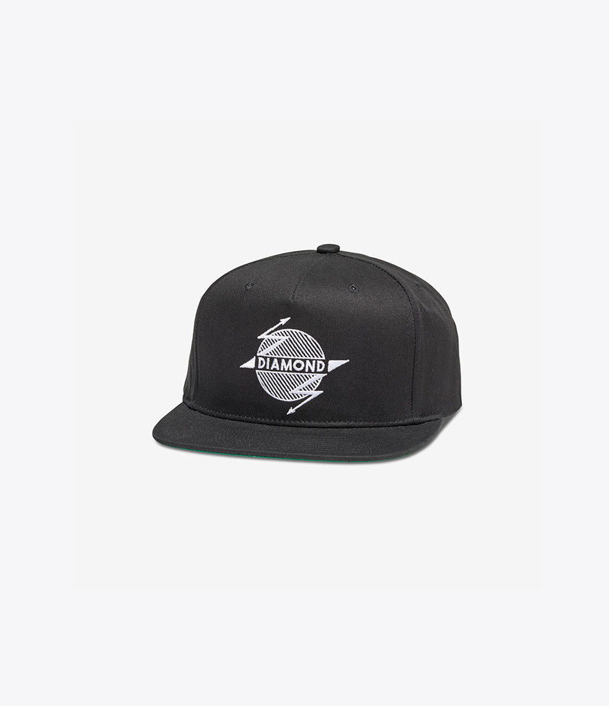 Diamond Bolt Snapback, Fall 2016 Headwear -  Diamond Supply Co.