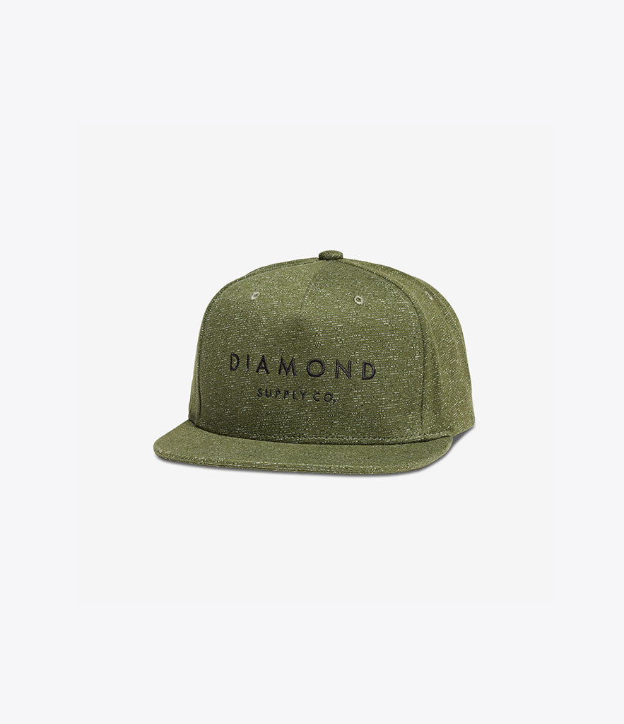 Diamond Snapback, Fall 2016 Headwear -  Diamond Supply Co.