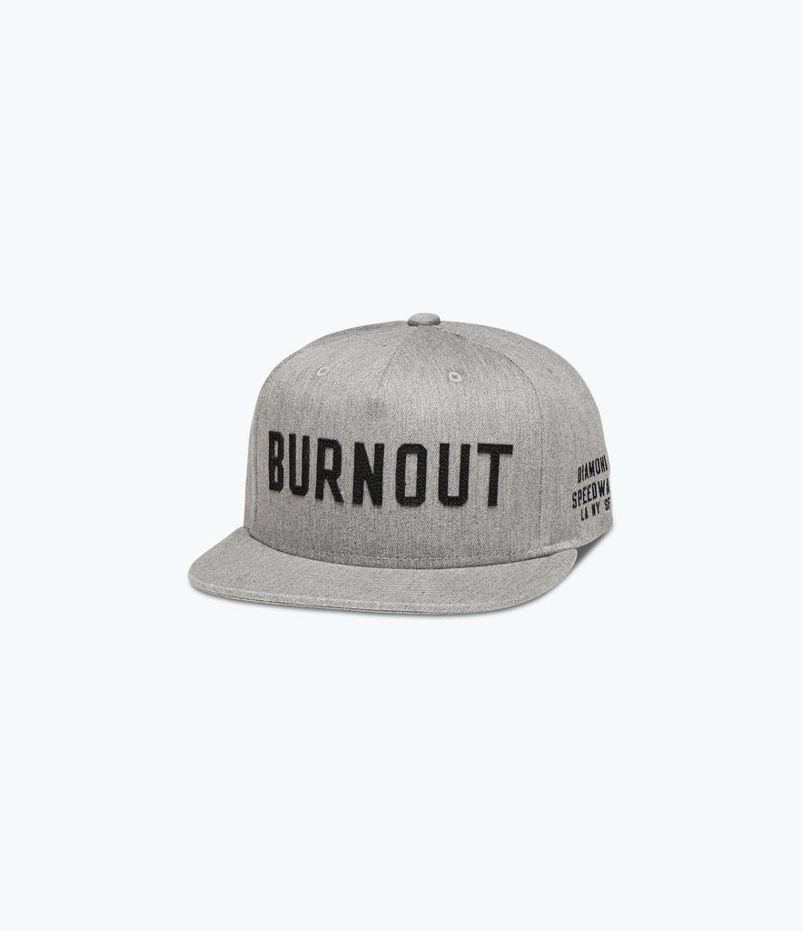Burnout Snapback, Spring 2017 Delivery 2 Headwear -  Diamond Supply Co.