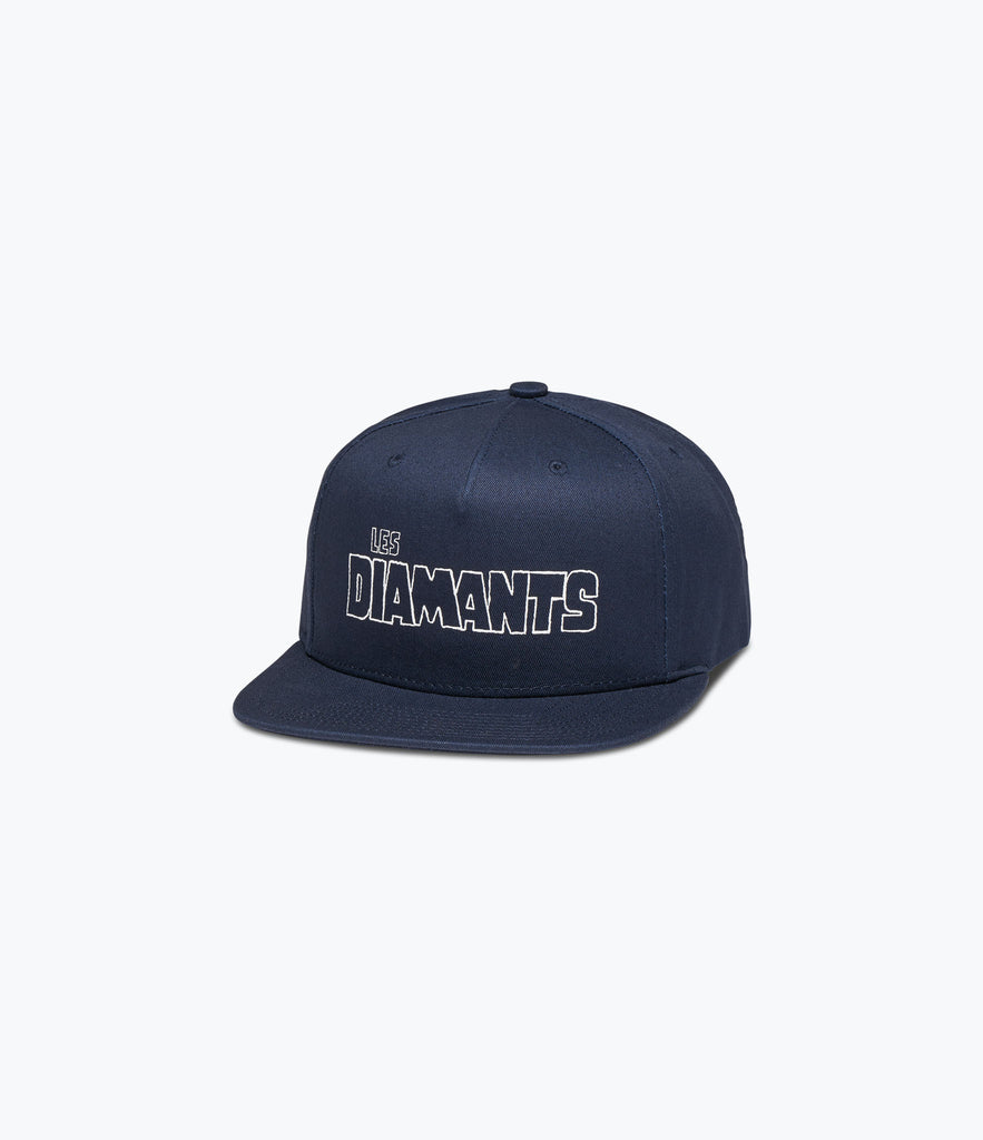 Les Diamants Unstructured Snapback, Spring 2017 Delivery 2 Headwear -  Diamond Supply Co.
