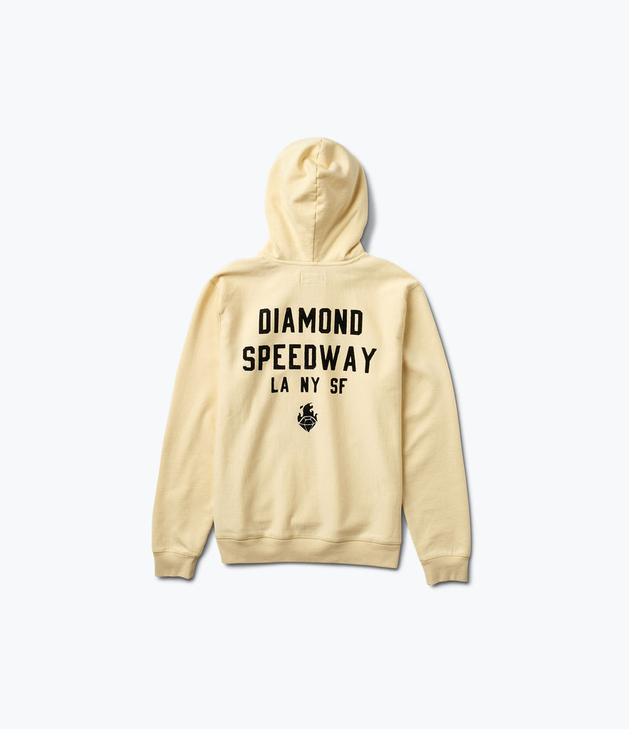 Burnout Pullover Hoodie, Spring 2017 Delivery 2 Sweatshirts -  Diamond Supply Co.
