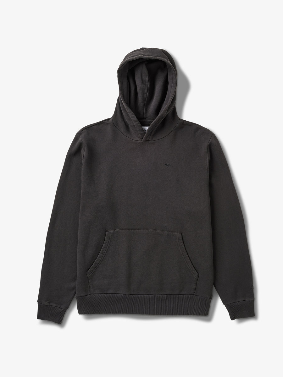 The Hundreds - Brilliant Overdyed Hoodie - Black