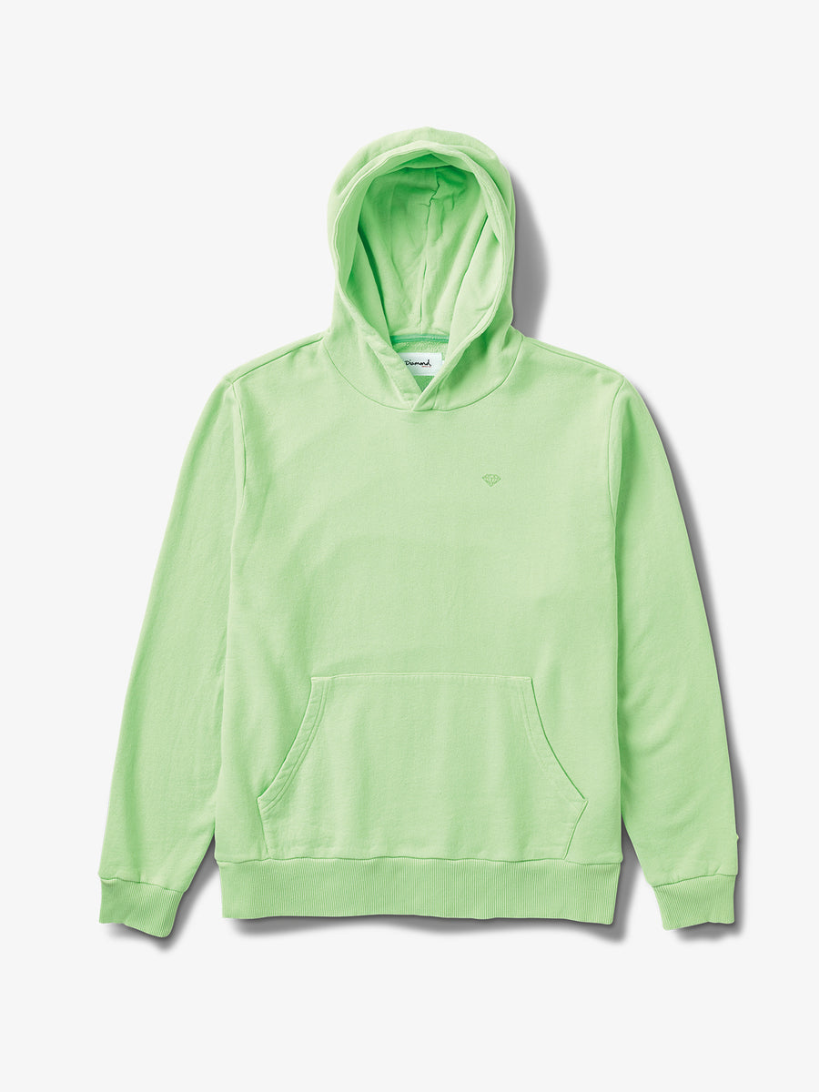 Brilliant Overdyed Hoodie - Mint