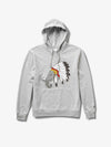 The Hundreds - Heritage Hoodie - Heather Grey