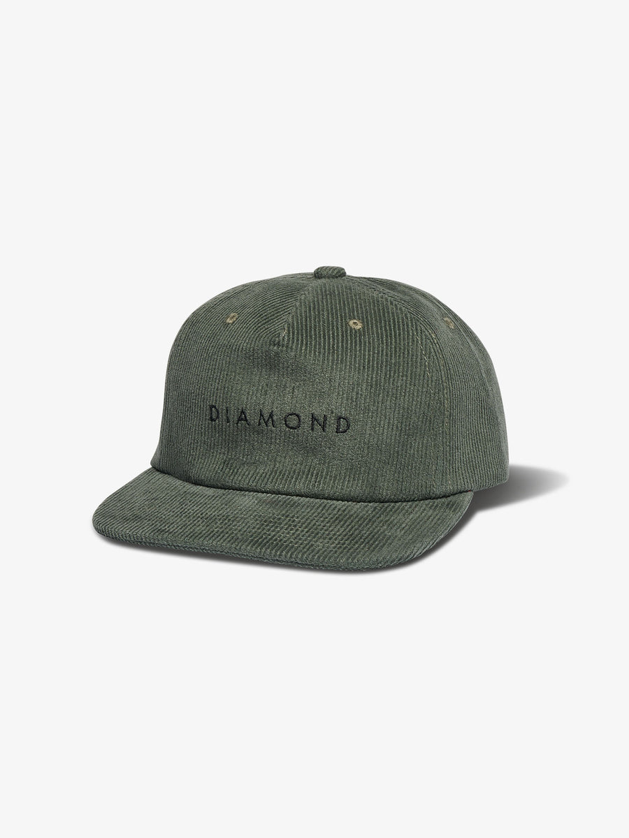 Leeway Unstructured Snapback - Army