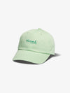 Halston - OG Script Sports Hat - Mint