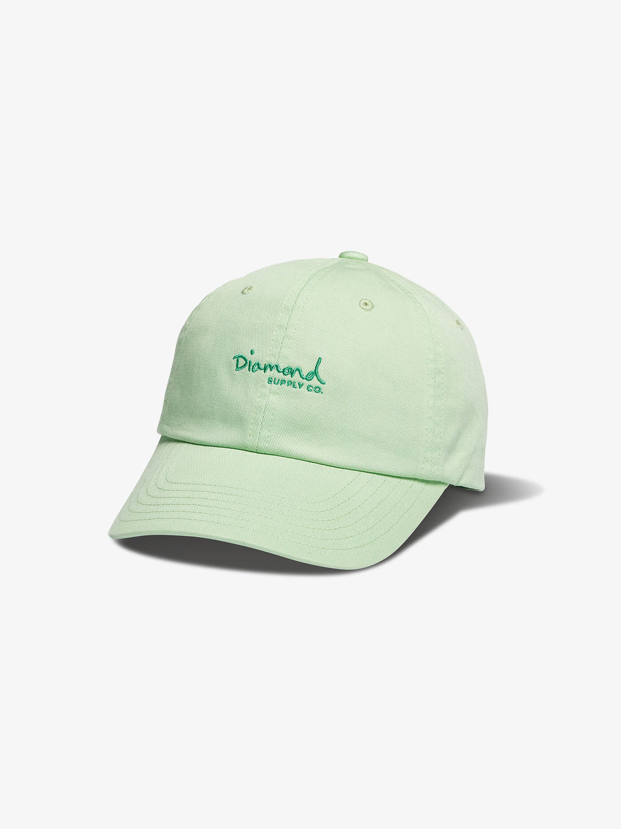 OG Script Sports Hat - Mint