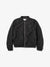 G.I. Nylon Bomber Jacket - Black