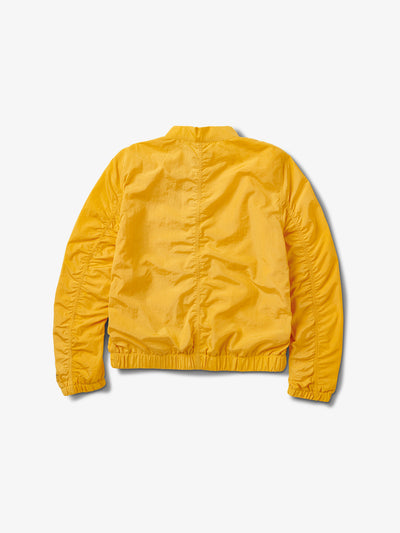 The Hundreds - G.I. Nylon Bomber Jacket - Mustard