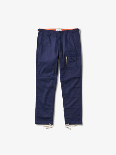 The Hundreds - Bunker Herringbone Pants - Navy
