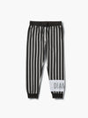 The Hundreds - Lafayette Striped Pants - Black