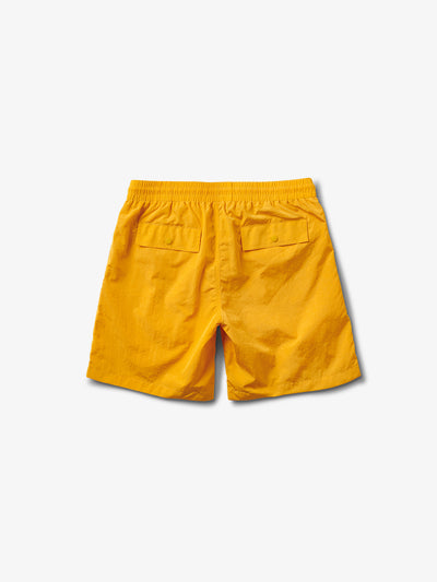 The Hundreds - G.I. Nylon Shorts - Mustard