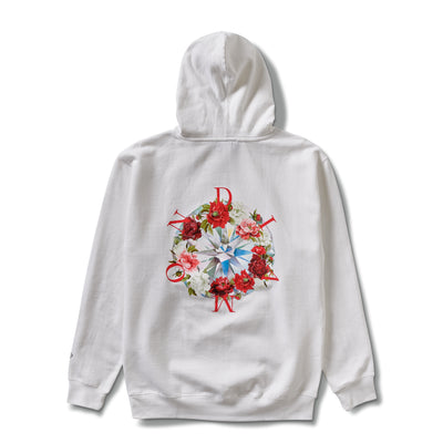 Summer Time Hoodie - White
