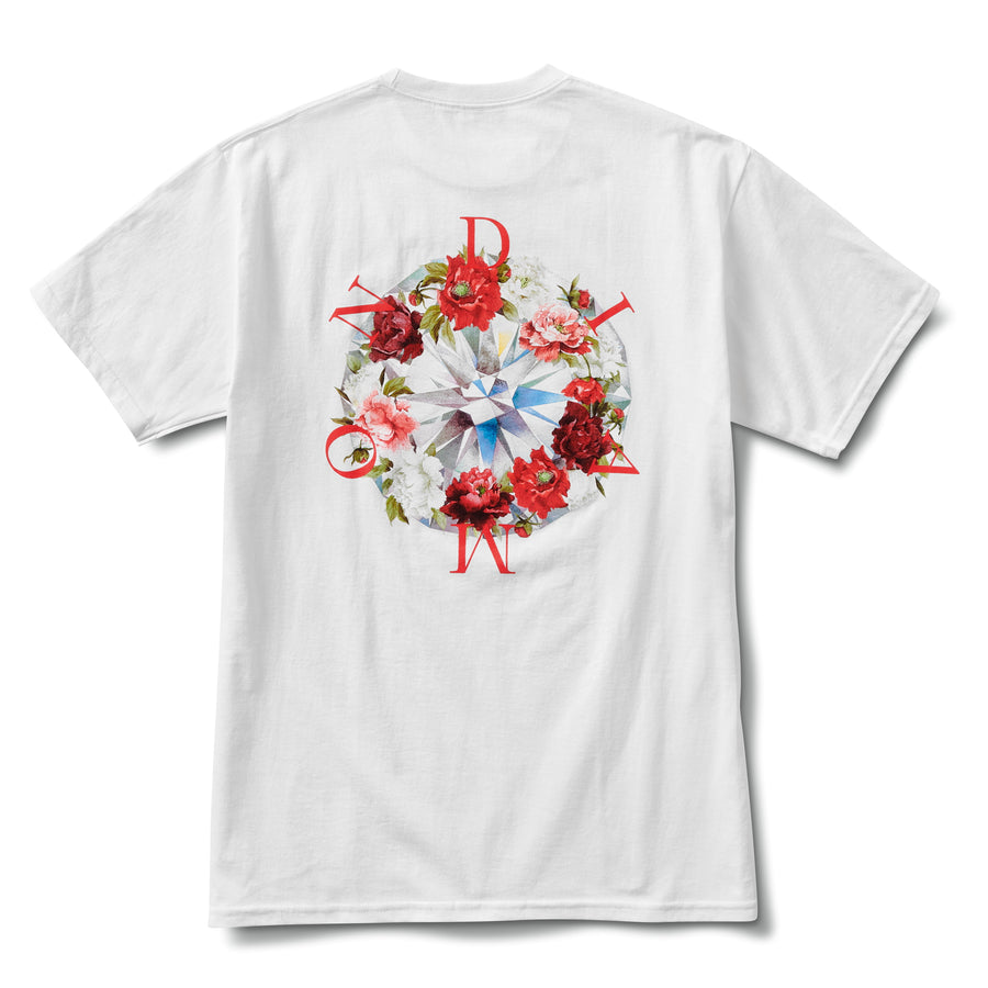 Summer Time Tee - White