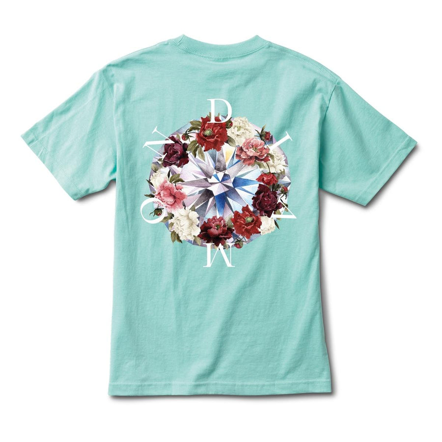 Summer Time Tee - Diamond Blue