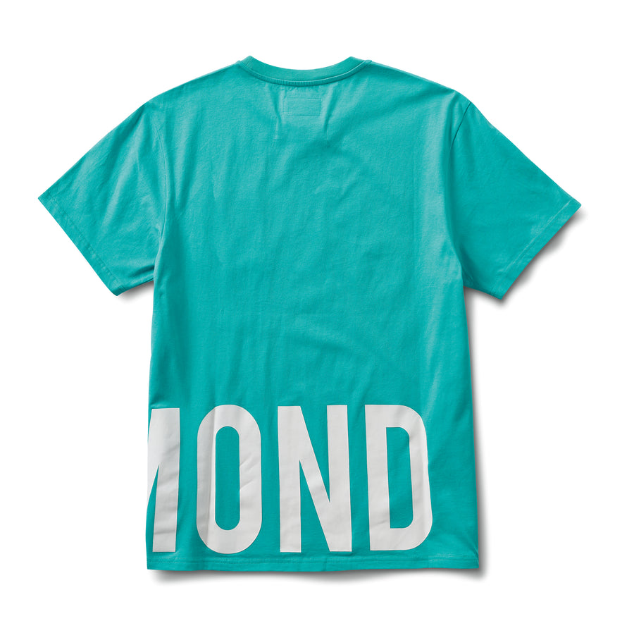Emerald Pocket Tee - Teal