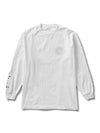 High Power Long Sleeve Tee - White