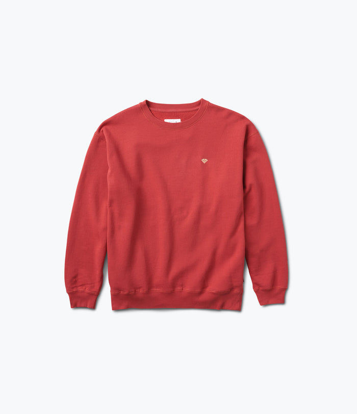 Brilliant Chest Crewneck, Summer 2017 Delivery 2 Cut-n-Sew -  Diamond Supply Co.