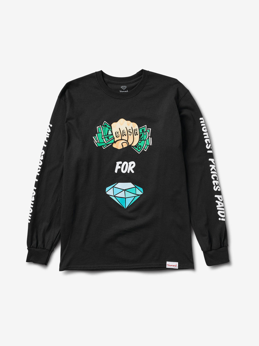 Cash in Hand Longsleeve