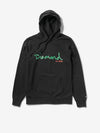 De Cuba Script Pullover Hoodie, Summer 2018 Sweatshirt Printable -  Diamond Supply Co.