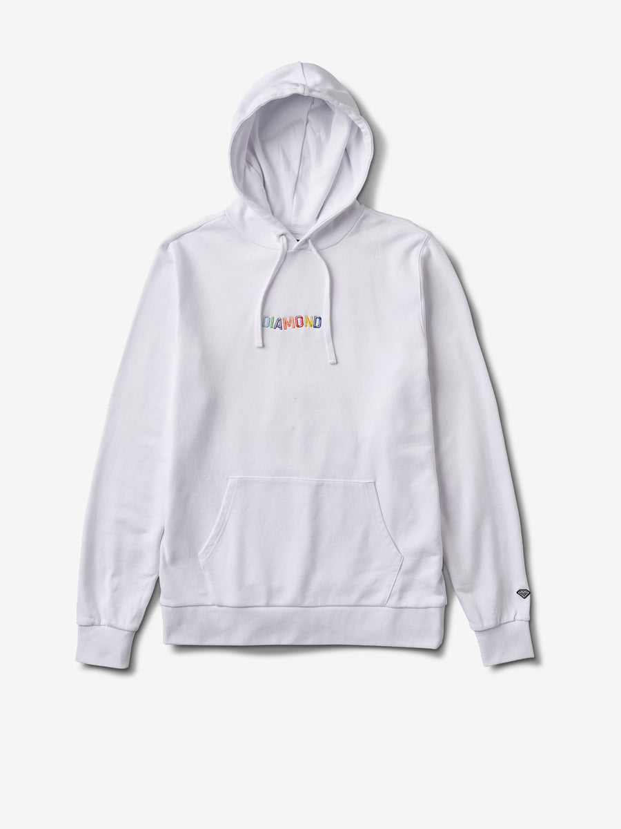 Diamond Pops Pullover Hoodie, Summer 2018 Sweatshirt Printable -  Diamond Supply Co.