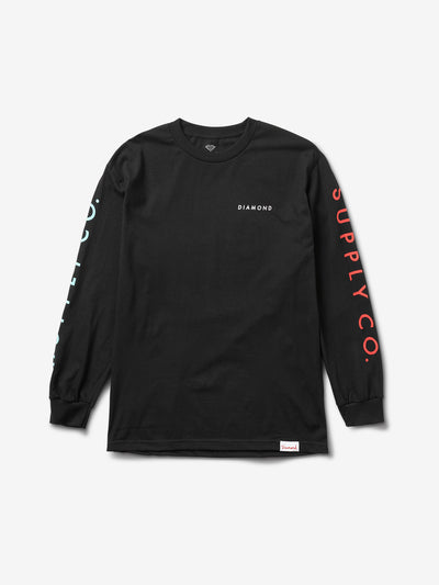 Futura Longsleeve, Summer 2018 Tee Printable -  Diamond Supply Co.