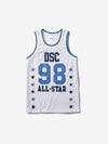 DSC All Star Jersey, Summer 2018 Cut-N-Sew -  Diamond Supply Co.