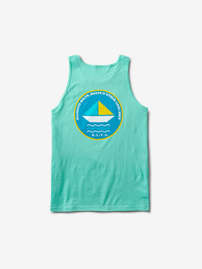 Bolts and Boats Tank Top, Summer 2018 Tee Printable -  Diamond Supply Co.