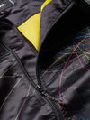 Trotter Bomber Jacket - Black