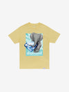 Endangered Tee - Banana, Fall 2019 -  Diamond Supply Co.