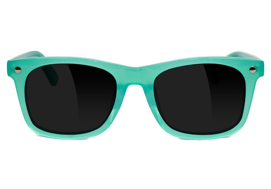 Diamond x Glassy Sunglass Hampshire Polarized  - Blue