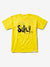 Oppose Tee - Yellow