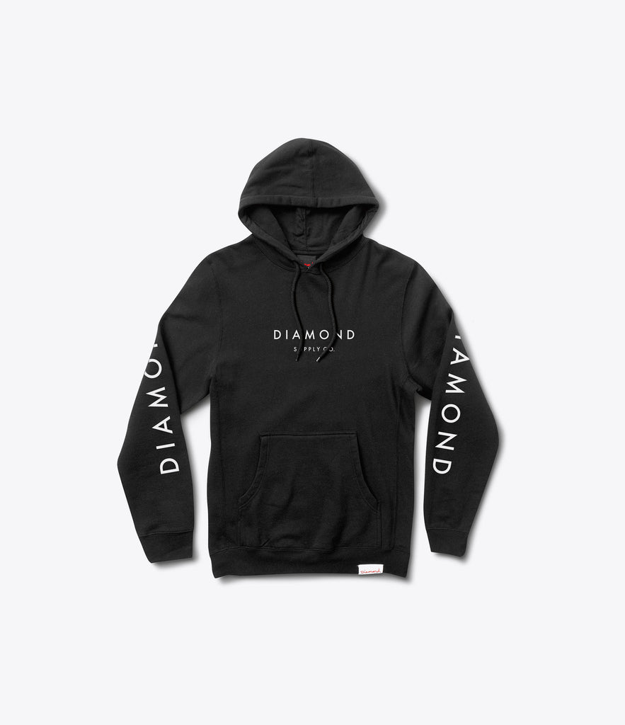 Stone Cut Pullover Hood, Spring 2017 Delivery 1 Sweatshirts -  Diamond Supply Co.