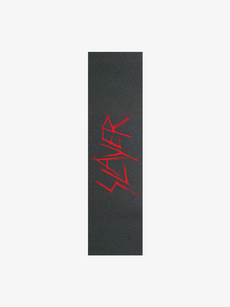 The Hundreds - Diamond x Slayer Griptape - Black