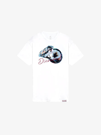 Reflection Tee - White