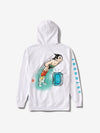 Diamond x Astroboy Soaring High Hoodie - White
