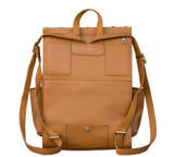 The Commuter BackPack - Brown Rossete - PóAR® Wear