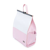 PóAR Backpack  Pink And White - PóAR® Wear