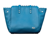 The Commuter HandBag - Teal - PóAR® Wear