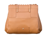 The Commuter HandBag - Tan - PóAR® Wear