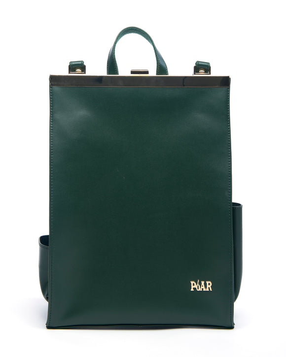 The Commuter BackPack - Olive Green - PóAR® Wear