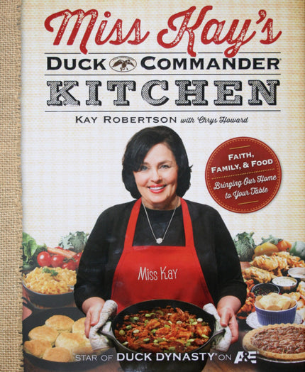 Duck Commander Kitchen Cookbook