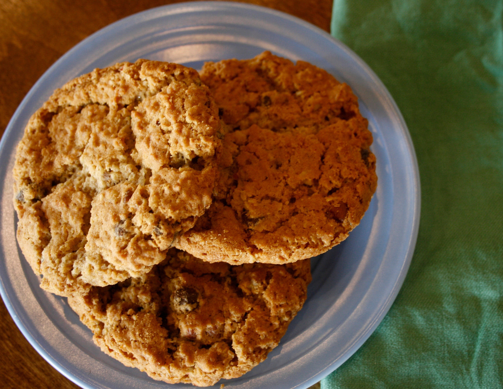 Cowboy Cookie: Oatmeal, Pecan, Chocolate Chip, Coconut