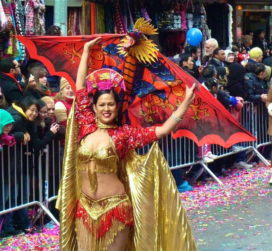 Chinese New Year in NYC - Fun Facts & Traditions