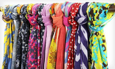 Are Scarves Vital In Women's Fashion?