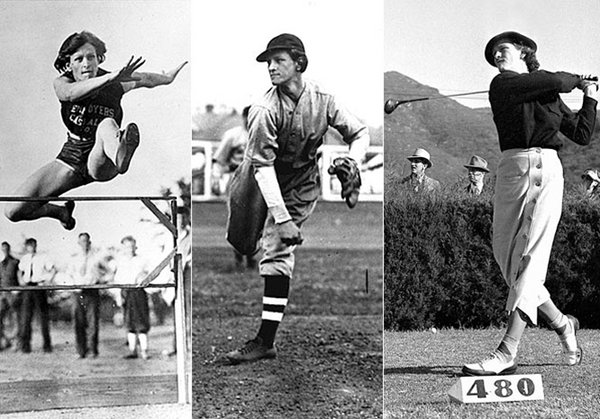 Fast Five Facts: Women In Sports History