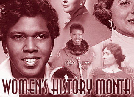 How March Became Women's History Month