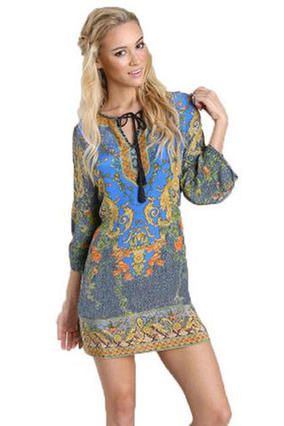 Lola Lily White Kimono Cardigan (Lace with Long Sleeve Tassels)
