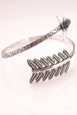 Freyja Viking Arrow Armlet-Jewelry-Indie Boho Boutique